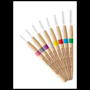 Piksters Bamboo assortiti (x8)