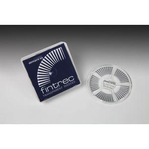 Fintrec disco coni trasparenti  (x250)