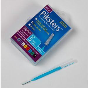 Piksters N°5 blu (x40)