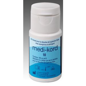 Medi-Kord ZnS+Epinephrina N°10 (183cm)