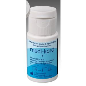 Medi-Kord  ZnS+Epinephrina N°7 (183cm)