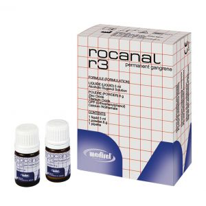 Rocanal R3 Permanent Gangrene (5ml liquido+8g polvere)